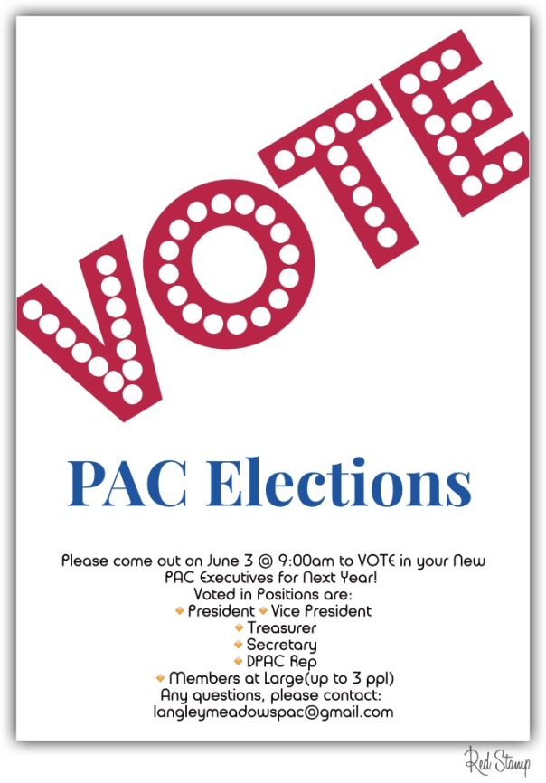 PAC Election